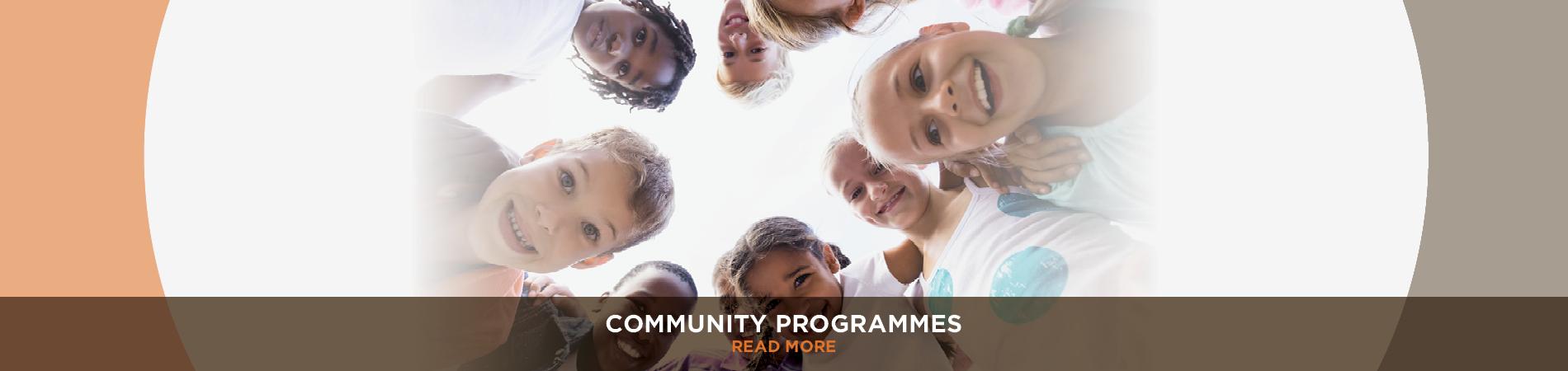 Community Programmes
